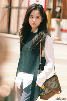 Kim So-hyun (김소현) - Picture @ HanCinema :: The Korean Movie and Drama Database Korean Star, Korean Girl, Asian Girl, Kim So Hyun Fashion, Korean Fashion, Korean Actresses, Korean Actors, Korean Celebrities, Celebs