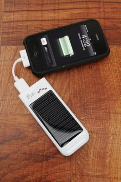 This cost's almost as much as a car charger, might as well just get this right? RIGHT! Use the sun to charge up you're mobile devices =)