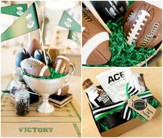 Football Party Favors | Restyle Source