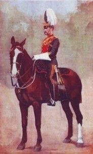 9th Lancer Officer, (sole British cavalry regiment at battle of Belmont and Graspan Nov 1899)