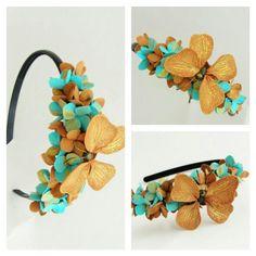 Headband. Handmade flowers. Flowers. Handmade. Handcrafted. Hair accessories. Wedding flowers. Wedding accessories. Wedding.