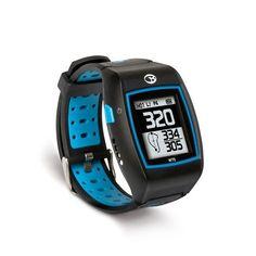GolfBuddy WT5 GPS Watch - Black/Blue