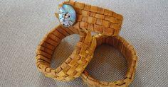 Giihlgiigaa - Haida Weaver: How to Make Cedar Bark Bracelets