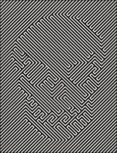 illusion d'optique ou révélation subconsciente