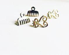 The Adinkras Stud Earrings