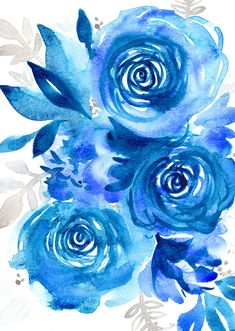 #WatercolorWallpaper by: Michelle Mospens.