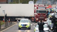 Container deaths: Families say three lorries were travelling to UK @SkyNews