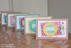 Grusskarte Stampin Up Greeting Card Karte Nett-iketten Card 001