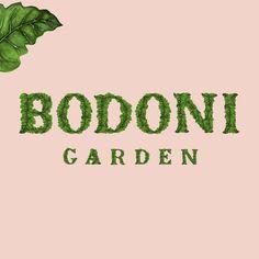 Bodoni Garden Font