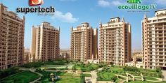 Supertech Eco Village 4, Best Residential Property in Noida Extension