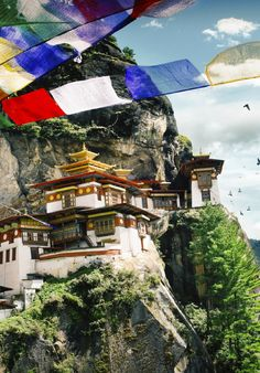 The Land of the Thunder Dragon harbor's some of the world's most dramatic landscapes. Bhutan - Jetsetter