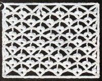 ::ArtManuais- Tecnicas de Artesanato | Moldes para Artesanato | Passo a Passo:: Irish Crochet, Crochet Lace, Crochet Stitches Patterns, Stitch Patterns, Knitting Help, Crochet Projects, Chart, Crocheting, Arts And Crafts