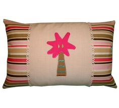 Decorative pillow cover for baby room by LenkArt on Etsy, $24.99