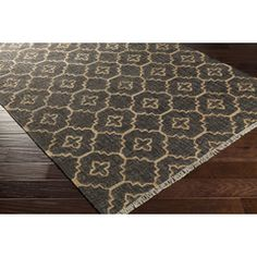 The Gray Barn Erwin Hand-woven Geometric Jute Area Rug x - Brown) Natural Fiber Rugs, Natural Rug, Rug Texture, Trellis Pattern, Jute Rug, Indoor Rugs, Carpet Stains, Beige Area Rugs, Colorful Rugs
