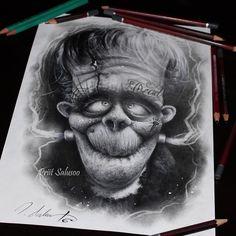 drawing by Priit Salusoo
