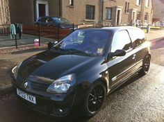 All Pearl Blacks & Black Golds Look. Clio Campus, Clio Sport, West Midlands, First Car, South Wales, My Ride, Concept Cars, Birmingham, Black Gold