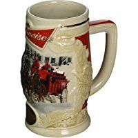 Budweiser Steins, Beer Company, Beer Stein, Clydesdale, Rose Wallpaper, Vintage Dolls, Clutter, Brewery, Ads