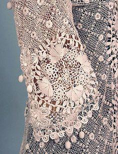 Irish Crochet Lace                                                                                                                                                                                 More