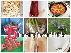35 Amazing Tips and Tricks