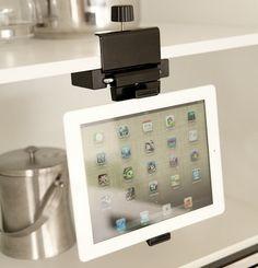i-Cozy : un dock iPad tout-terrain