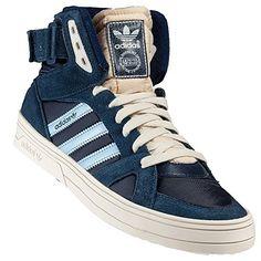 Adidas Space Diver Womens Damen Originals High Top Sneaker Navy Gr. 40.5 - http://on-line-kaufen.de/adidas/40-eu-adidas-space-diver-womens-damen-originals