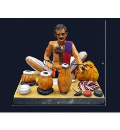 Musical Instrument Maker outdoor decoratives @ Rs 800 http://www.krafthub.com/musical-instrument-maker.html