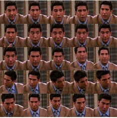 When ross find out that rachel is pregnant