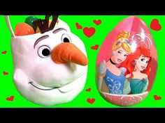 Disney FROZEN SURPRISE TOYS Blind Bags FASHEMS Huevos Sorpresa El Reino del Hielo Anna & Elsa Eggs - YouTube