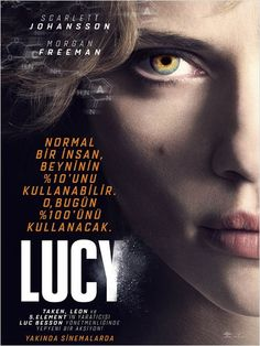 Lucy - film by Luc Besson with Scarlett Johansson and Morgan Freeman - an absolute impressive film - a must ! Fiction Movies, Sci Fi Movies, Good Movies, Science Fiction, Movies To Watch, Movies Free, Cinema Movies, Lucy Movie, Movie Tv
