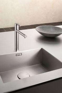 Elegant Besondere Edelstahl Spülen: Gehobenes Design Von BLANCO