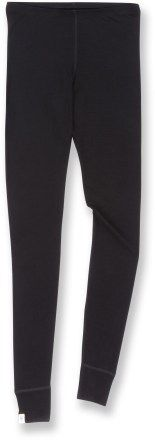 Lightweight wool baselayer bottoms