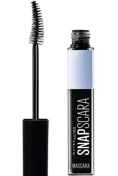 3a100d60896 Discover Snapscara, the 1st wax free volumizing mascara by Maybelline. A  smudge proof mascara