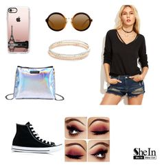 """""""Tumblr fall🍂"""" by kenzie4ever11 on Polyvore featuring Converse, Casetify and Kate Spade"""