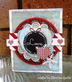 Love Christmas Card - North Pole Collection
