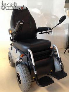 fauteuil roulant électrique meyra optimus