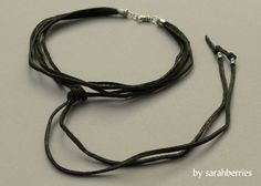 #Firefly #Serenity Zoe Washburne's Necklace/Choker Olive Green Suede Leather with Sterling Silver by sarahberries, $69.95