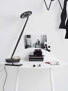 Pixo optical led table lamp random and phone pixo led table lamp in black available in eight playful colors pixo is infinitely adjustable and has a built in usb port for charging your phone aloadofball Image collections