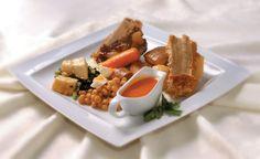 Cocido montañés. #Anchoas del Cantábrico. Gastronomía en #Cantabria #Spain #Food #Travel