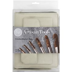 Amazon.com: Boye Artisan Crochet Master Plus, 30-Piece: Arts, Crafts & Sewing