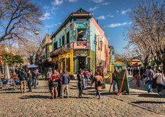 The La Boca Walking Tour – Buenos Aires Art Tours