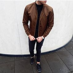 Another cool outfit by @streetandgentle #mensfashion_guide