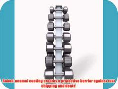 Cap Barbell Workouts Coated Hex Dumbbell, Black, 8 lb | #dumbbells #external