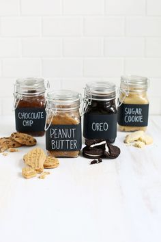 Make Homemade Cookie Butter With Any Cookie!! (click through for recipe)