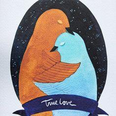"""True Love"", por Geninne."