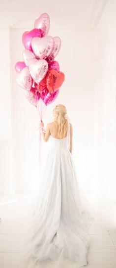 valentines day mylar balloons