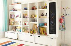 Great kids storage