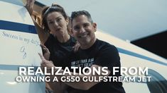 Realizations from owning a Gulfstream - Grant Cardone Grant Cardone, Addiction, Life
