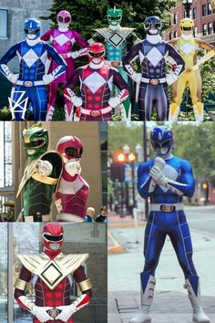 Badass Mighty Morphin' Power Rangers  Snakepit Studios Cosplay