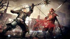 Nioh - Bloodshed End's será lanzado el 26 de septiembre. #Nioh #PS4 #Gaming #DLC #BloodshedEnds