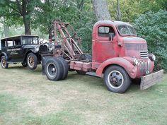 Chevy COE Wrecker by Mikes Big 429, via Flickr